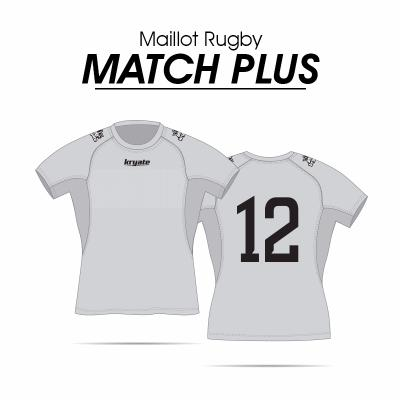 Maillot RUGBY MATCH PLUS