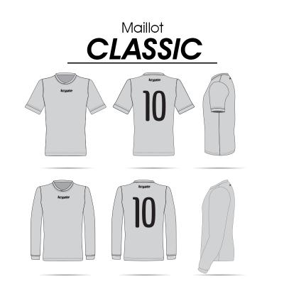Maillot Football Classic