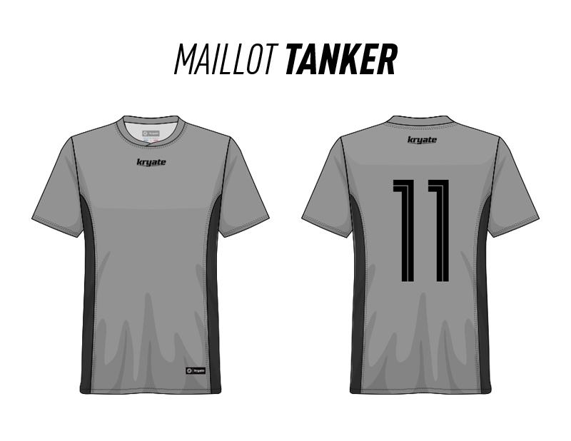 Maillot Football Tanker