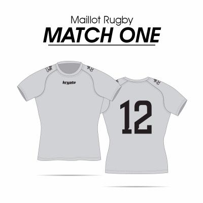 Maillot RUGBY MATCH ONE
